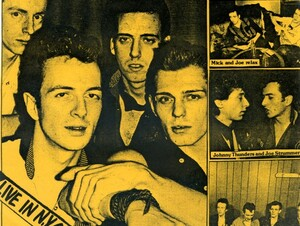 The Clash  Live London Calling